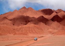 4wd trip over Puna Argentina